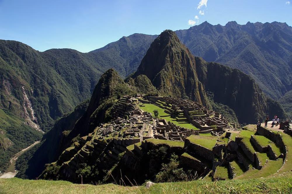 J'étais une touriste au Pérou